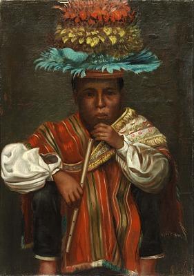 Aymara Boy