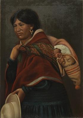 Quechua Mother