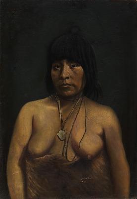 Araucanian Woman