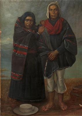 Titica Indians (Aymara)