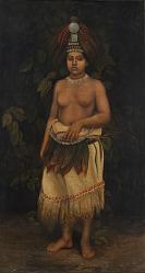 Samoan Woman