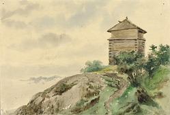 Block House, Alaska, 1887
