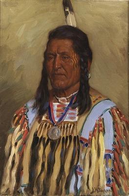 Chief Two Leggins
