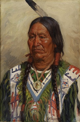 Chief American Horse