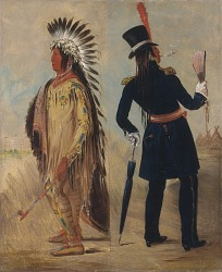 Lash's Native American Removal Collection