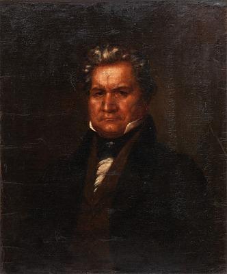 Major Ridge, Portrait of Cherokee Indian