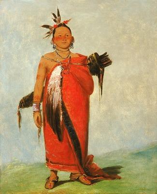 Hongs-káy-dee, Great Chief, Son of The Smoke