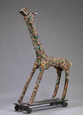 Bottlecap Giraffe