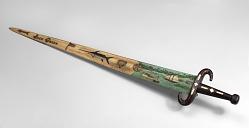Painted Swordfish Bill