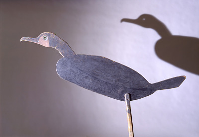 Cormorant Decoy