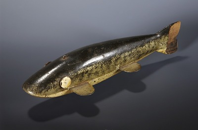Pike Decoy