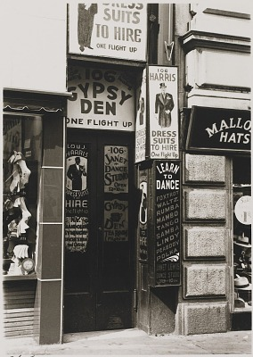 Untitled--Gypsy Den, from the portfolio Photographs of New York