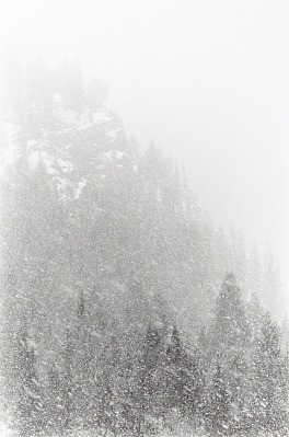 Hard, Driven Snow, from the portfolio Winters: 1970-1980