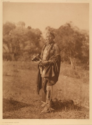 A Cheyenne Chief