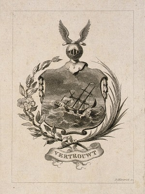 Vertrouwt Book Plate