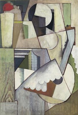 Figure with Guitar II