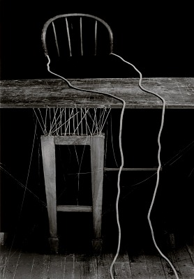 Untitled--(rope chair)