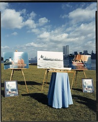 Liberty Island, Centennial Observation