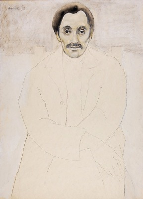 Portrait of Arshile Gorky