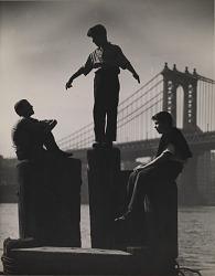 East River--Manhattan Bridge