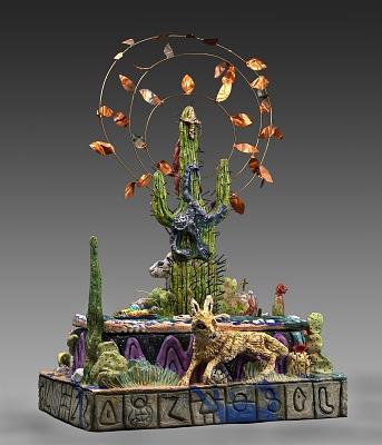 Maquette for Bien Venida y Vaya Con Dios