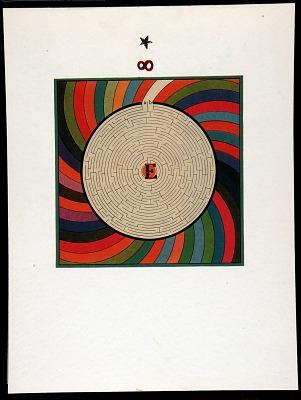 Untitled (circular maze)