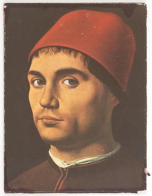Untitled (Portrait of a Man, by Antonello da Messina)