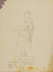 Figure Study (Exiting Bath)