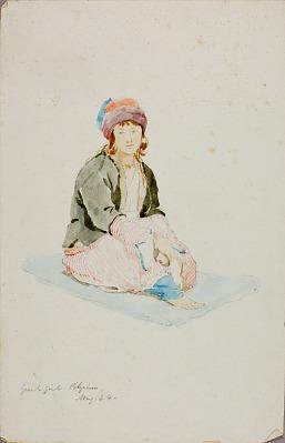 Greek Girl (Pilgrim)