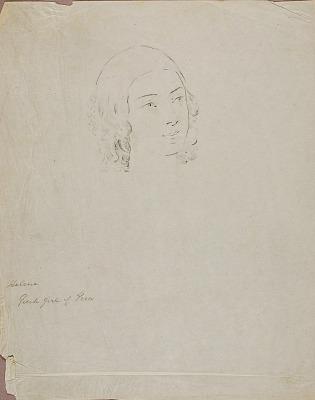 Helene, Greek Girl of Pera