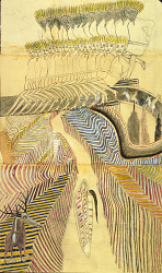 Traqueros, part 3: The Art of Martín Ramírez (1895–1963)