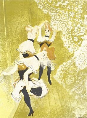 Untitled (three female dancers)