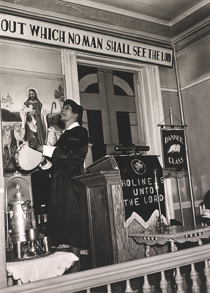 Image for Storefront Church Pulpit