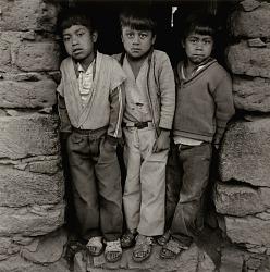 Three Brothers, Oaxaca, Mexico