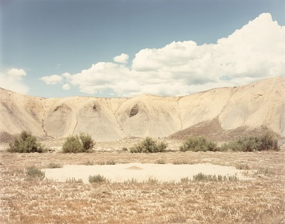 Ant Hill, Delta Colorado, from the portfolio Shadowless Places, Deserts of the Southwest
