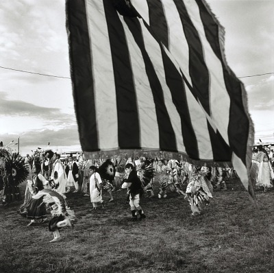 Untitled, Mandaree, North Dakota, from the series In Search of the Corn Queen