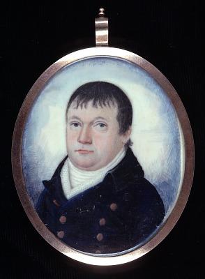 Portrait of Thomas Blackmore