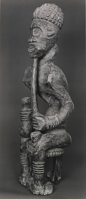 Untitled, from the series African Sculpture