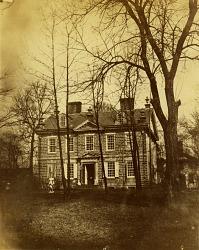 Chew's Mansion, (Cliveden), Germantown, Pennsylvania