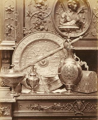 Spanish Bronzes at the Centennial Exhibition