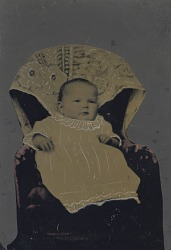 [Baby in a Chair]