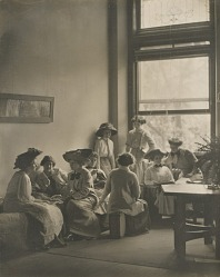 Rest Hour (Columbia Teacher's College)