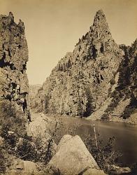 Currecanti Needle, Black Cañon of the Gunnison