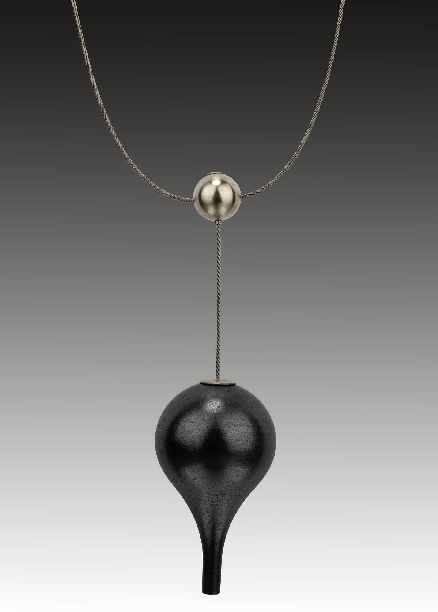 images for Graphite Pendulum-Pendant