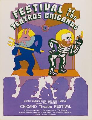 Festival de los teatros chicanos