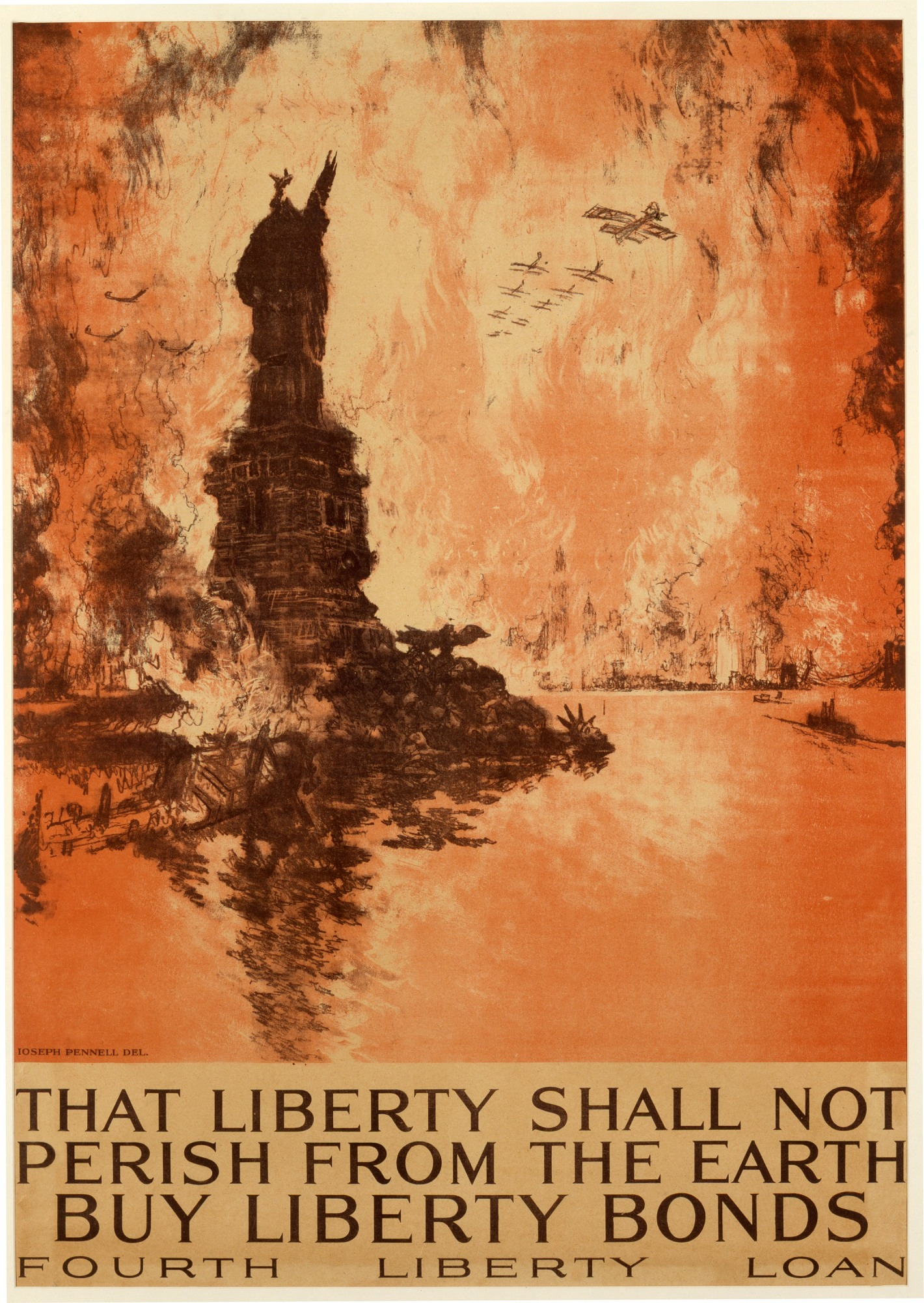 images for That Liberty Shall Not Perish from the Earth, Buy Liberty Bonds