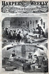 Winslow Homer's and Thomas Nast's Civil War Sketches & Cartoons