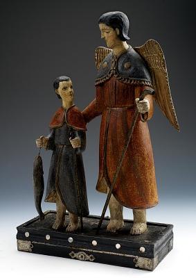 San Rafael y Tobias