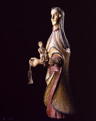 La Virgen y el Nino