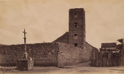 Ruins of the Convent of Las Monjas, Panama